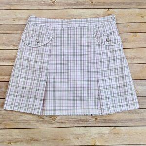 Izod XFG pleated skort with pockets